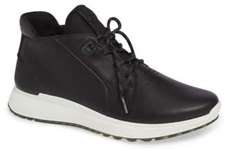 Ecco ST1 High Top Zipper Sneaker