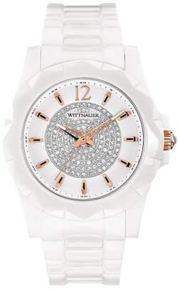 Bulova Women's Elena Crystal Bracelet Watch, 38mm