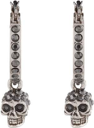 63ea47b97 Alexander McQueen Skull Earrings