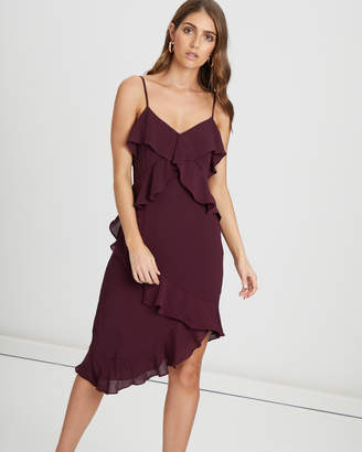 Farrah Frill Dress