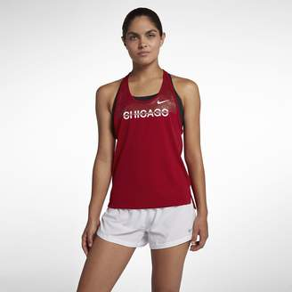 Nike Miler (Chicago 2018) Women's Running Tank
