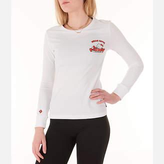 Converse Women's x Hello Kitty Long-Sleeve T-Shirt