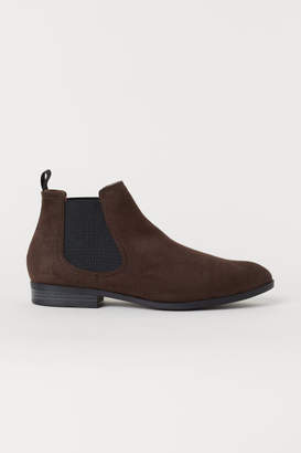 H&M Chelsea-style Boots - Brown