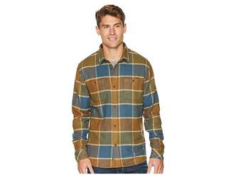 Quiksilver Waterman Cold Breeze Long Sleeve Flannel Shirt