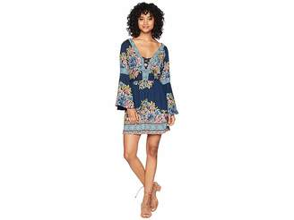 Angie Bell Sleeve Tunic Dress Women's Dress