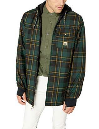 DC Men's Backwoods Flannel