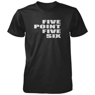 Vine Fresh Tees - Five Point Five Six T-shirt - Adult 2X-Large