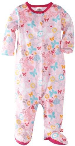 Zutano Baby-girls Infant Summer Dream Footie