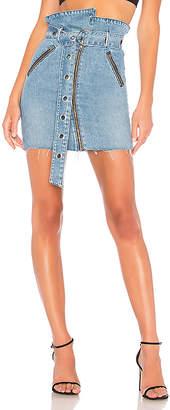 GRLFRND Ava Mini Skirt.