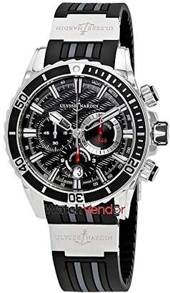 Ulysse Nardin Diver Chronograph Automatic Men's Watch 1503-151-3/92