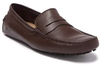 Lacoste Concours 118 Leather Penny Loafer