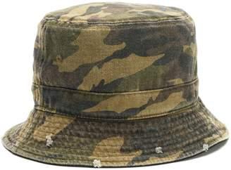 Women's Camo Bucket Hat