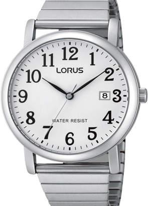 Lorus RG847CX-9 Silver Watch