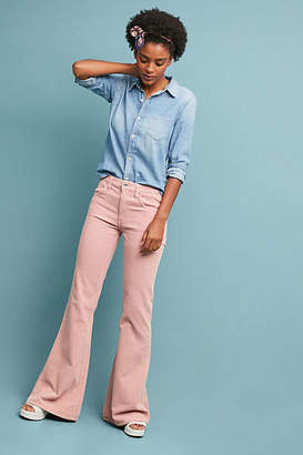 Citizens of Humanity Corduroy Chloe High-Rise Flare Jeans