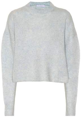 Roche Ryan Exclusive to Mytheresa cashmere and silk cropped sweater