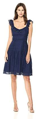 Adelyn Rae Women's Charmaine LACE Shift Dress