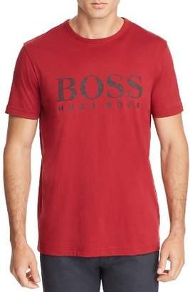 BOSS Geometric Logo Graphic Tee