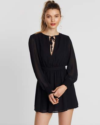 1f0a548fde Atmos   Here ICONIC EXCLUSIVE - Melissa High Neck Dress