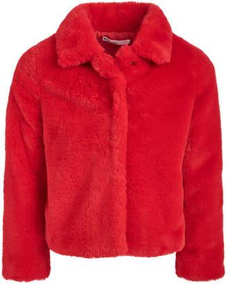 Epic Threads Toddler Girls Faux Fur Jacket