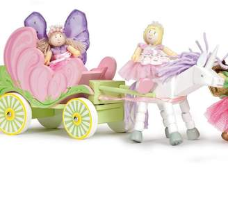 Little Ella James Fairybelle Carriage With Unicorn And Fairy