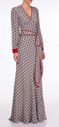 Libelula Poppy Snowflake Gown
