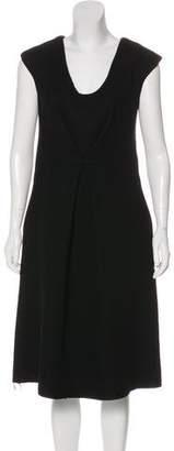 Marc Jacobs Cashmere Sleeveless Dress