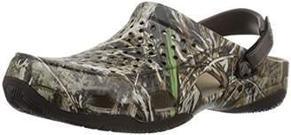 Crocs Men's Swiftwater Deck Realtree Max-5 Mule