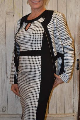 Crystal Houndstooth Suit