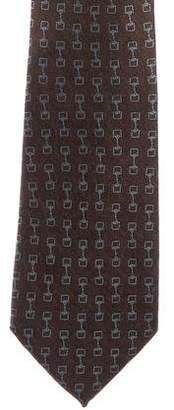 Gucci Silk & Cashmere Tie