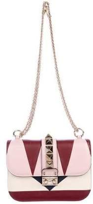 Valentino Mini Glam Lock Bag