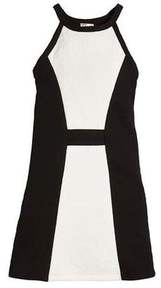 Sally Miller Cara Textured Colorblock Dress, Size S-XL