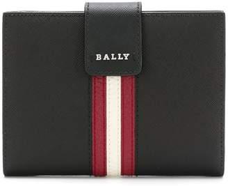 Bally mini striped purse