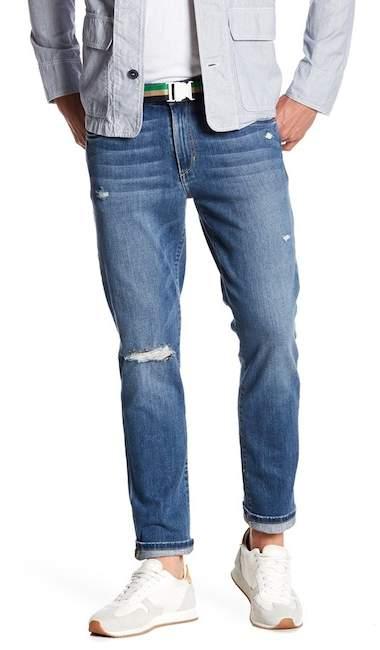 Joe's Jeans Slim Fit Distressed Jeans