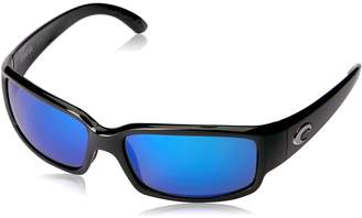 Costa del Mar Unisex-Adult Cabalitto CL 11 OBMGLP Polarized Iridium Wrap Sunglasses