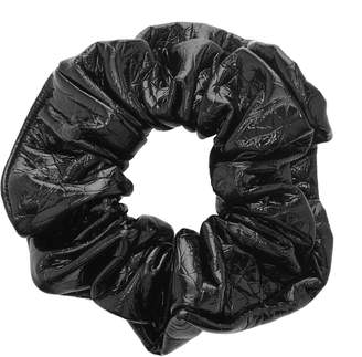 Avenue Christie Patent Scrunchie