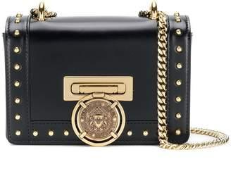 Balmain mini Box flap bag