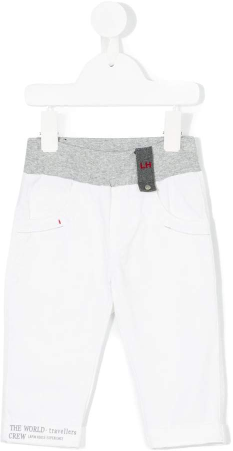 Buy Lapin House classic sweatpants!
