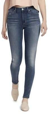 Ella Moss Piper High-Rise Skinny Jeans
