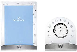 Wedgwood (ウェッジウッド) - [ウェッジウッド] プシュケ クリア クロック&ピクチャーフレーム