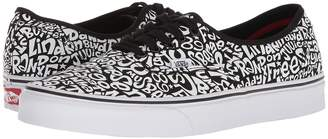 Vans Authentic X A Tribe Called Quest Collab. Skate Shoes