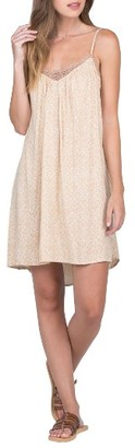 Women's Volcom High Water Swing Dress $49.50 thestylecure.com