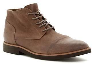Walk-Over Spencer Desert Taupe F/G Leather Chukka Boot