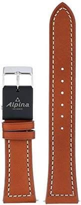 Alpina Unisex ALE-BR22X18-SS E-Strap Analog-Digital Display Swiss Quartz Blue Watch