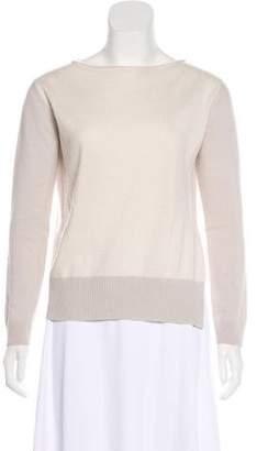 Fabiana Filippi Long Sleeve Cashmere Sweater
