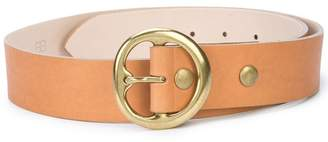 B-Low the Belt round buckle belt