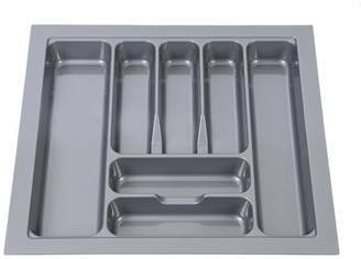 Yosoo 600mm Cutlery Trays Insert Knives and Forks Storage Drawer Organizer for Kitchen Home,Cutlery Drawer Organizer,Cutlery Trays