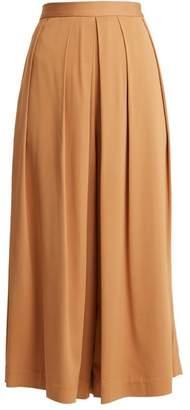 Rachel Comey - Wayward High Rise Wide Leg Cullotes - Womens - Camel