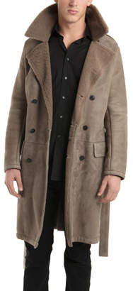 Simon Spurr Ultra Luxe Shearling Jacket