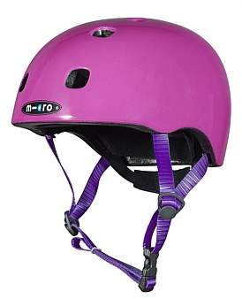 Micro Scooters Led Helmet