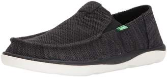 Sanuk Men's Vagabond Tripper MESH Loafer